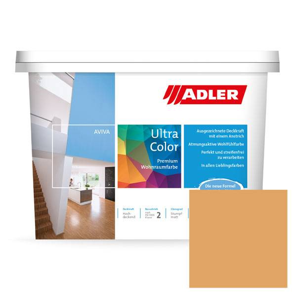 Premium Wandfarbe Blinder Passagier Aviva Ultra-Color C12 084/4
