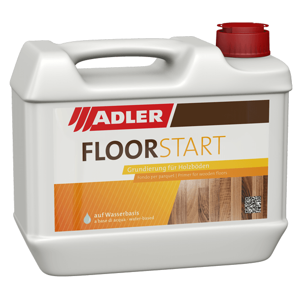 Floor-Start - Grundierung