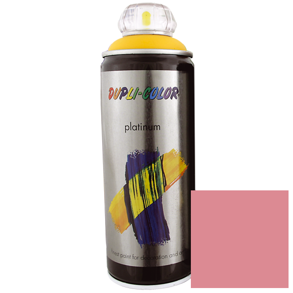 Platinum Spraylack Light Pink 400ml