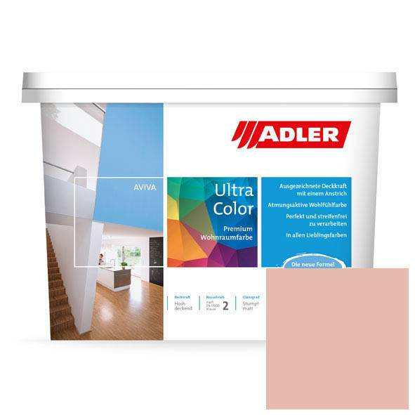 Premium Wandfarbe Alpenklee Aviva Ultra-Color AS 11/1
