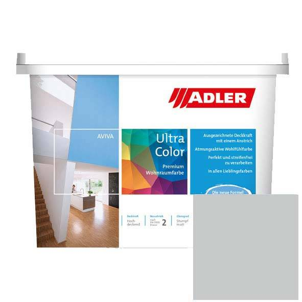 Premium Wandfarbe Nebelwand Aviva Ultra-Color AS 02/3