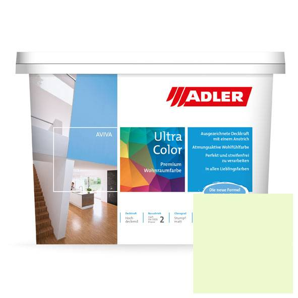 Premium Wandfarbe Take that! Aviva Ultra-Color C12 071/5